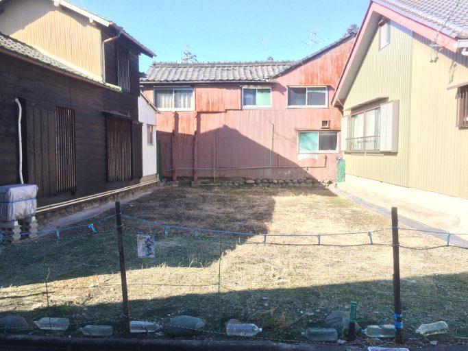 坪単価が安価な土地です